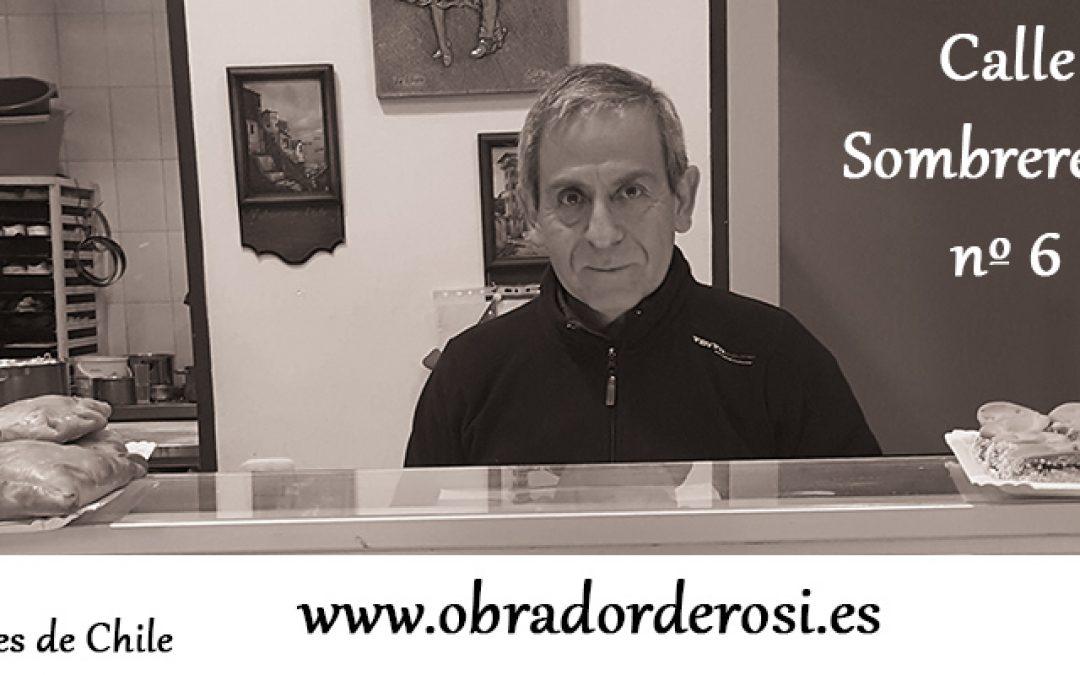 SABORES DE CHILE EN EL OBRADOR DE ROSI