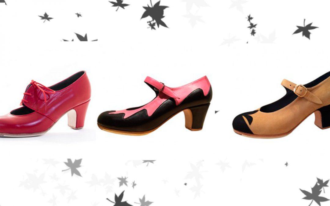 Zapatos flamencos hechos en Lavapiés