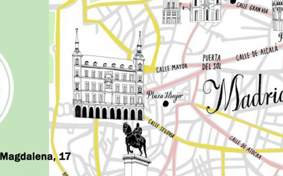 MAD IN MADRID: la marca de Madrid