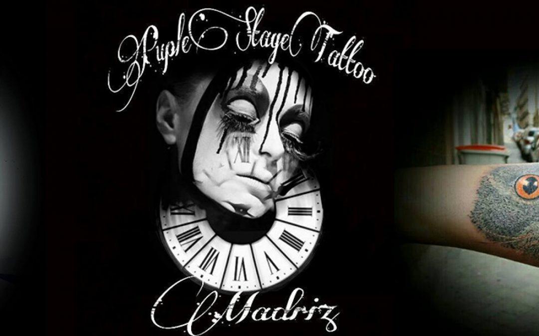 Purple Stage 2: Tatuajes en Lavapiés