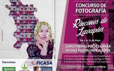 "Bases Legales del Concurso de Fotografía, Tercera Edición del concurso de Fotografía ; ""Rincones de Lavapies""."