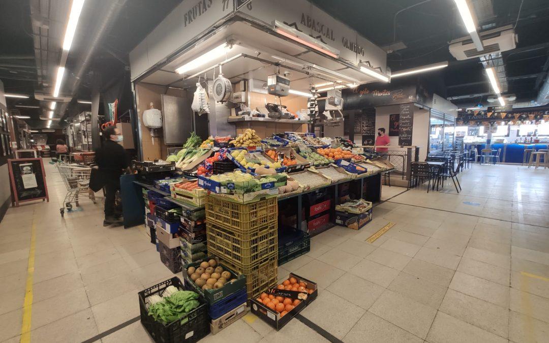 El Mercado De San Fernando