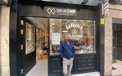 Carlos Conde  (Barbería)