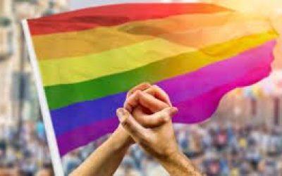 Fiesta del orgullo gay en tiempos de COVID