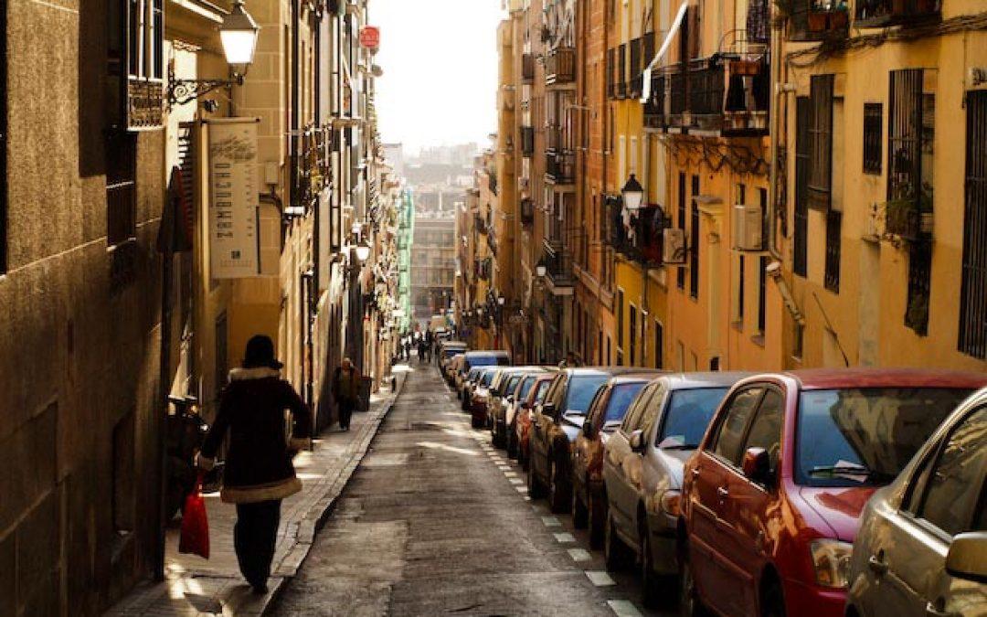 La Calle De Zurita.